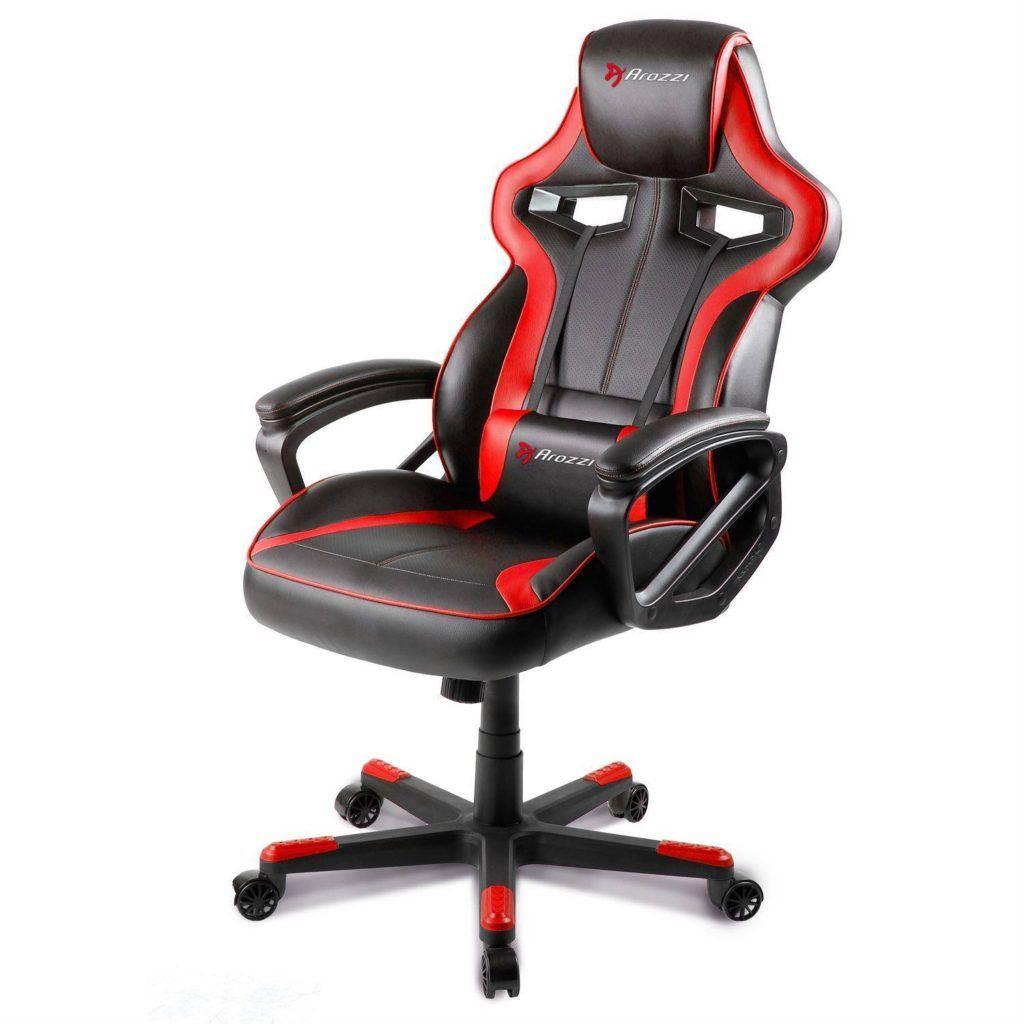 kvalitets gamer stol