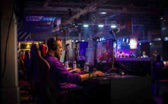 gamer stol