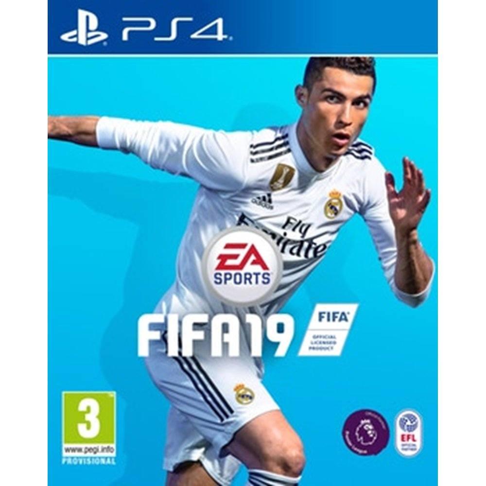 FIFA19 gave