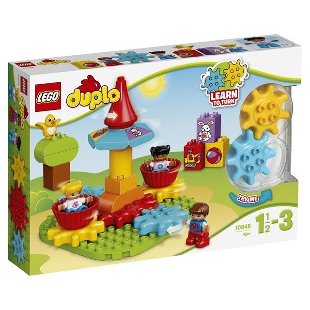 barnets første lego duplo