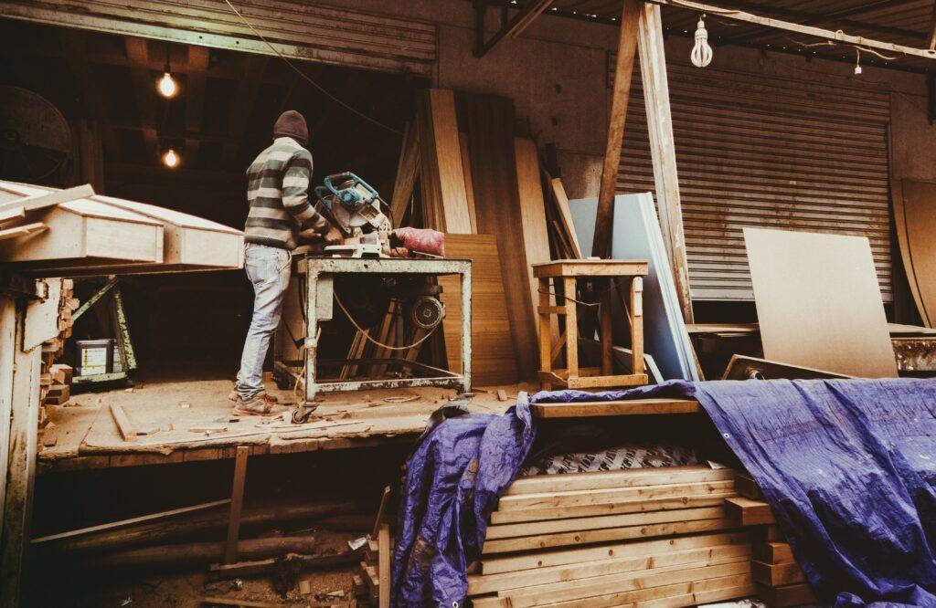 tømrer svendegave