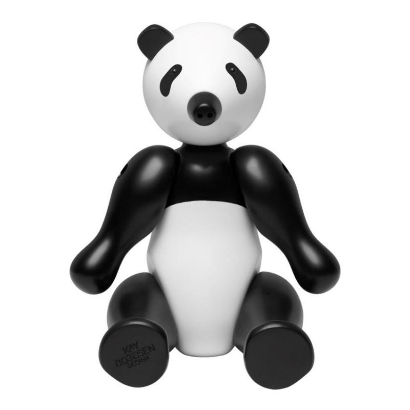Panda som gave til værtsfamilie