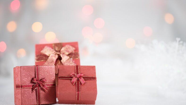 julegaver til hende