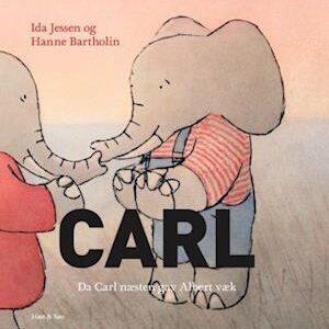 Da Carl næsten gav Albert væk-Ida Jessen-Lydbog