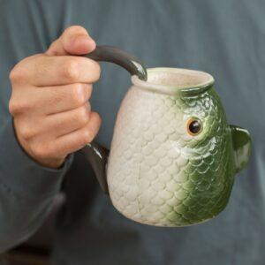 Gave Kop - Fisker