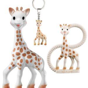 Sophie la Girafe Gave?ske - Bidering/Leget?j/N?glering - So Pure