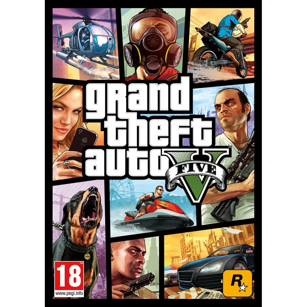 GTA pc eller playstation spil
