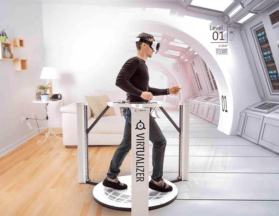 prøv virtual reality som en gaveide til gameren